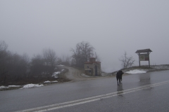 Entering Vlasti, North Greece.