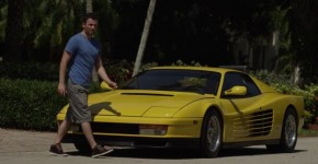Cars and their owners in South Florida. In 3D. 3D Movies You Can Touch!®