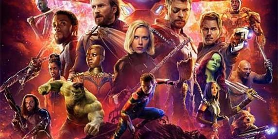 Avengers: Infinity war – 3D