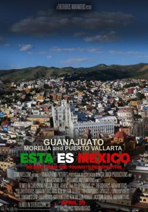 ESTA ES MEXICO – DOCUMENTARY – 3D MOVIES
