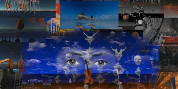 SURREAL DREAMS – 3D MOVIES.