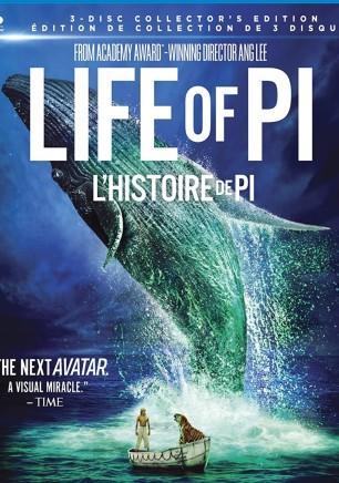 Life of Pi. 3D