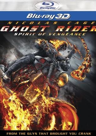 GHOST RIDER – SPIRIT OF VENGEANCE
