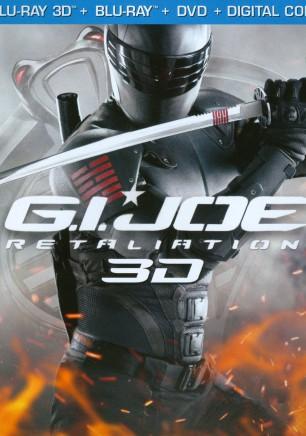 Gi Joe  – Retaliation – 3D