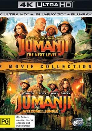 Jumanji – 3D – The next level