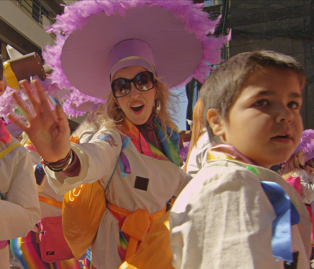 CARNIVAL OF PATRA - SOUTH GREECE. NOW IN 3D FROM 3DMOVIES.COM - TED AMARADIDIS