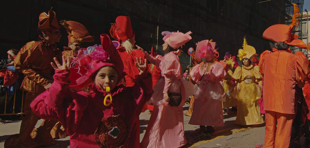CARNIVAL OF PATRA - SOUTH GREECE. NOW IN 3D FROM