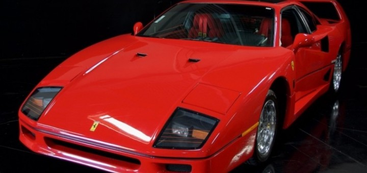 Ferrari-F40-Replica-Based-On-Pontiac-Fiero-720x340