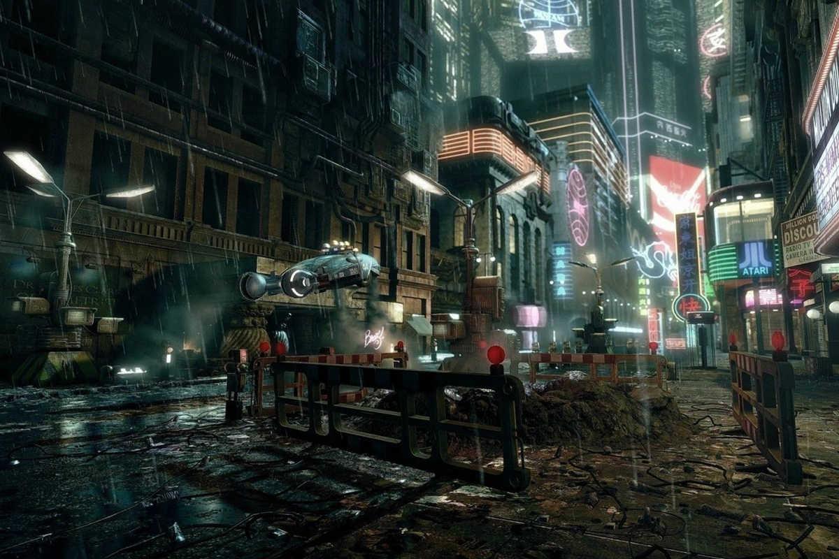 Futuristic-Town