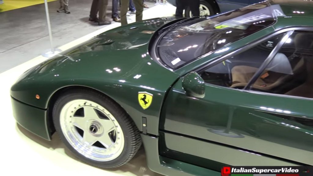 ferrari-f40-with-verde-abetone-paint