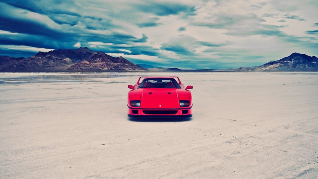 ws_Red_Ferrari_F40_Front_Static_1366x768