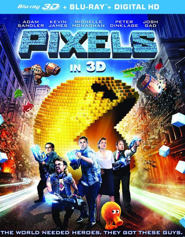 PIXELS IN 3D